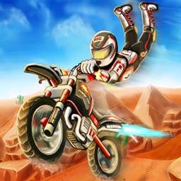 摩托车游戏: 极限特技摩托