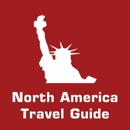 North and Central America Travel Guide Offline