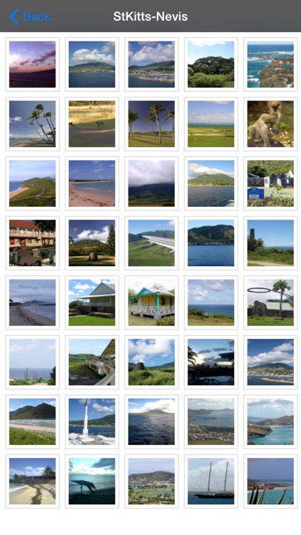 St.Kitts and Nevis Offline Map Travel Guide screenshot-4