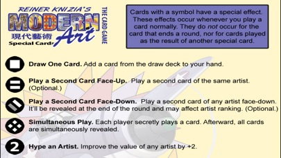Screenshot #3 pour Reiner Knizia's Modern Art: The Card Game