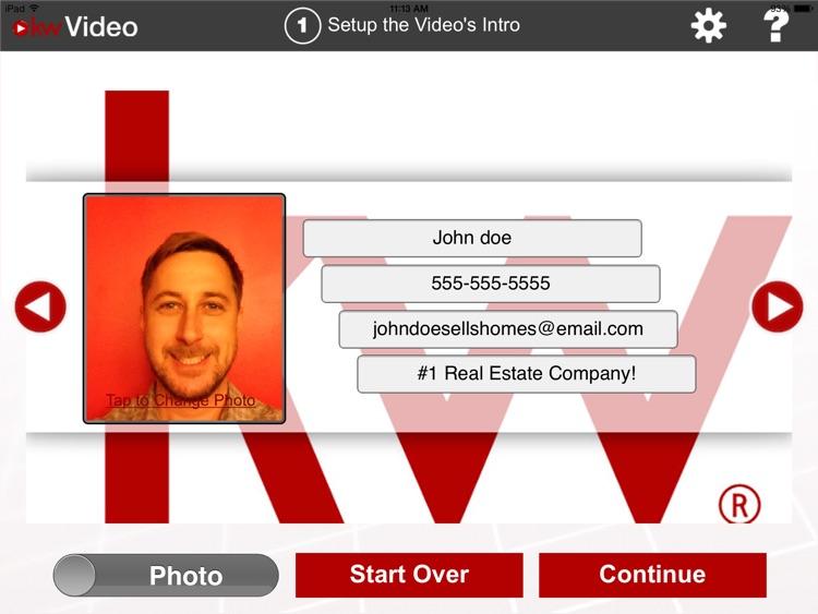 kwVideo for iPad screenshot-3