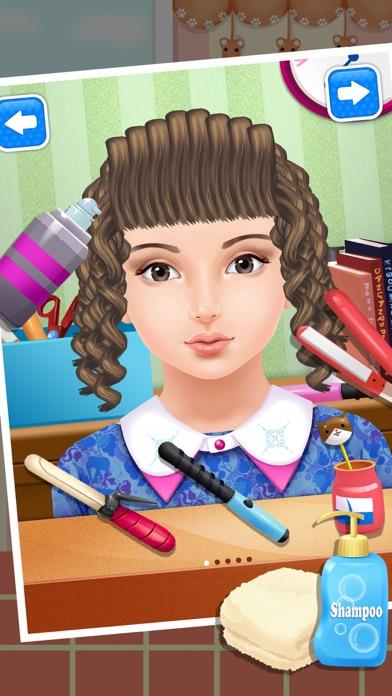 Screenshot of Hair Salon ™ - Crazy Haircuts!2