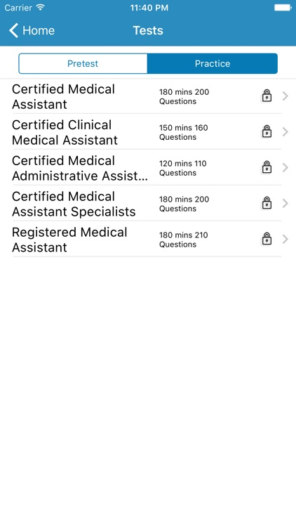 Saunders Medical Assisting Exam Prep screenshot-2