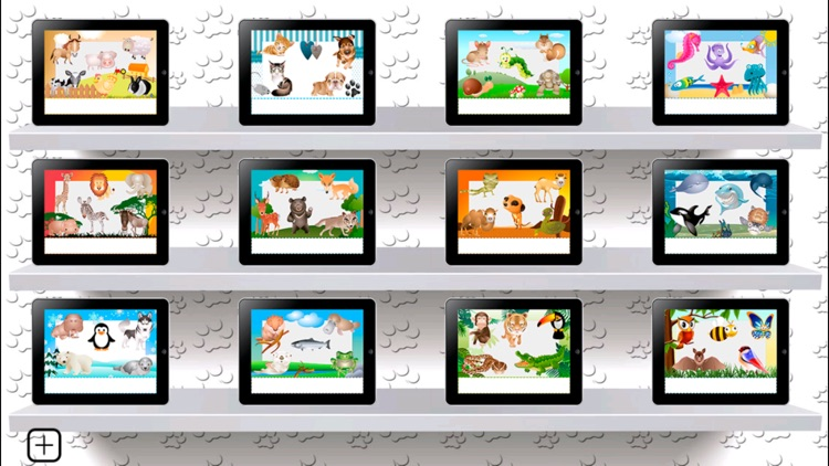 Puzzles Animals for kids