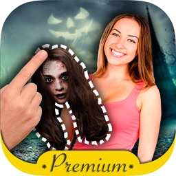 Ghost photo stickers - Create your own sticker Pro