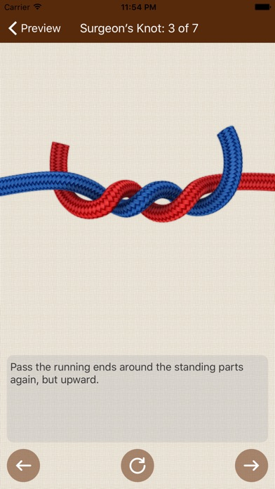 How to Tie Knots Screenshot
