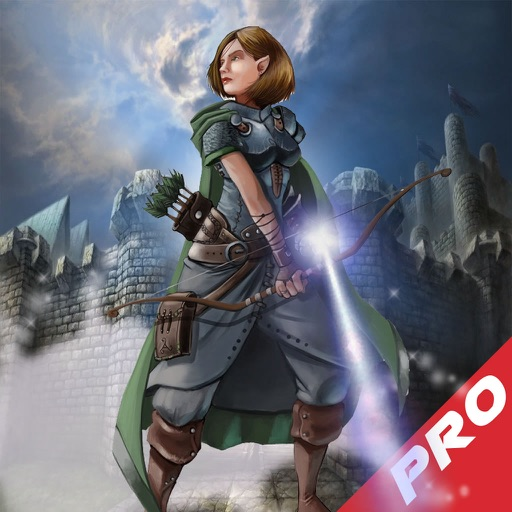 Archery Warrior Princes Elf Pro - Archer Game icon