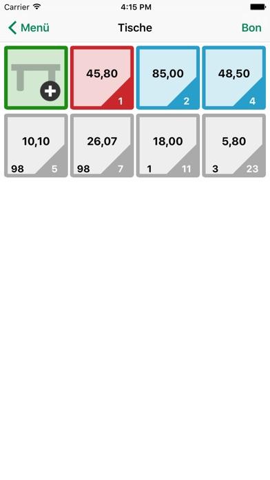 Vectron MobileAppScreenshot von 2
