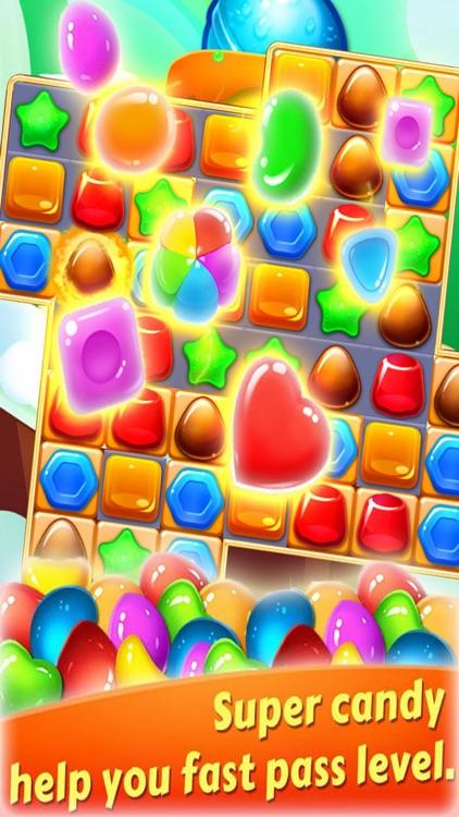 Maca Candy Match3