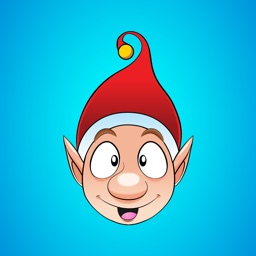 Santa Fun Stickers: Ollie the Elf