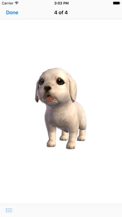 Cocker Spaniel - Animated Stickers screenshot-4