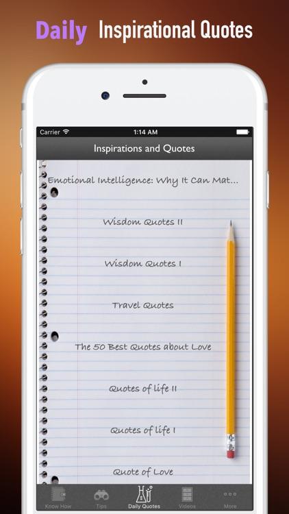 Seven Spiritual Laws of Success:Practical Guide screenshot-4