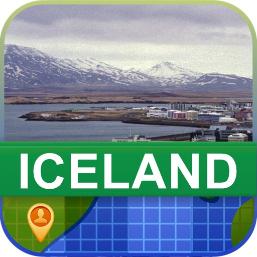 Offline Iceland Map - World Offline Maps