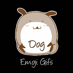 Dog Animated Sticker