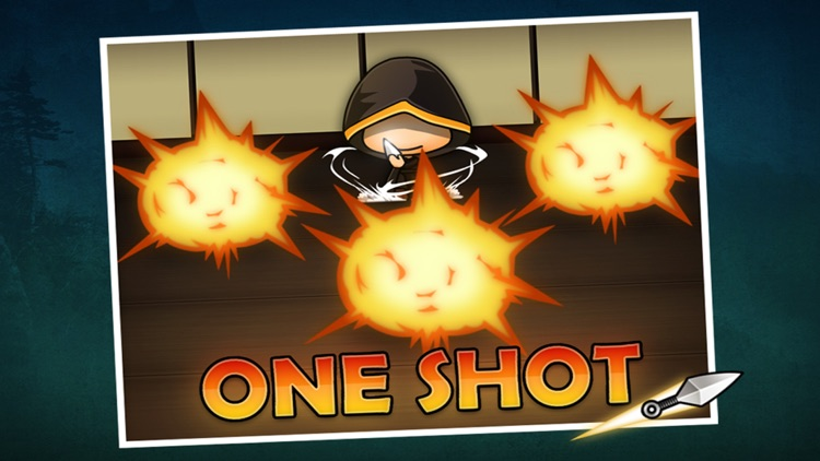 Ninja: One Shot HD
