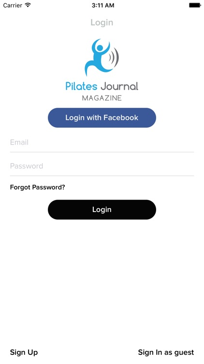 Pilates Journal Magazine screenshot-3