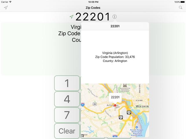 Zip code nedir