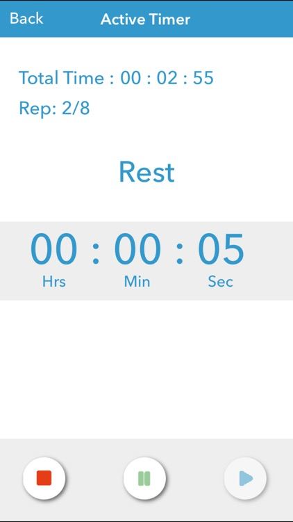 Ultra Timer Pro - Simple Interval And Tabata Timer screenshot-4