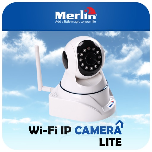 Wi-Fi IP Camera Lite by MERLIN DIGITAL GENERAL TRADING (L L C)