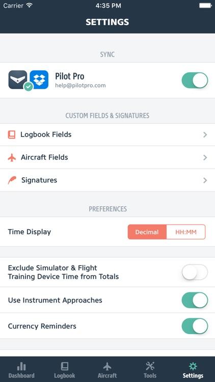 Pilot Pro screenshot-4