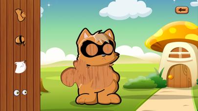 Cats games & jigasw puzzles for babies & toddlersCaptura de pantalla de1