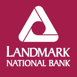Landmark National Bank for iPad