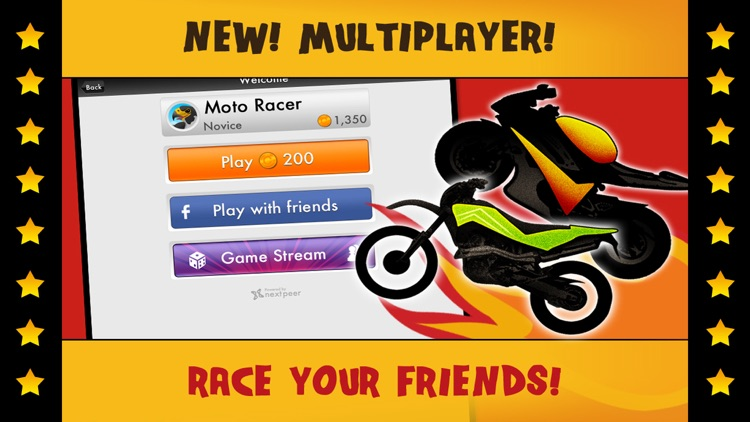 Motorcycle Bike Fire Chase Racing - Drive & Escape screenshot-4