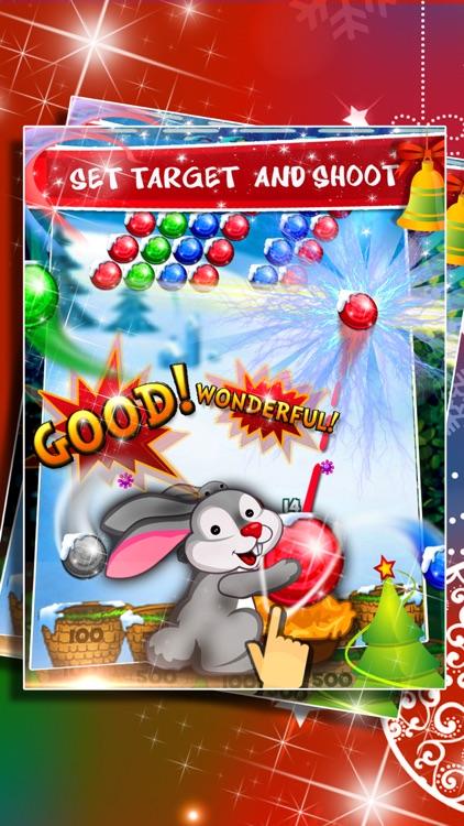 Bubble Shooter - Christmas Mania