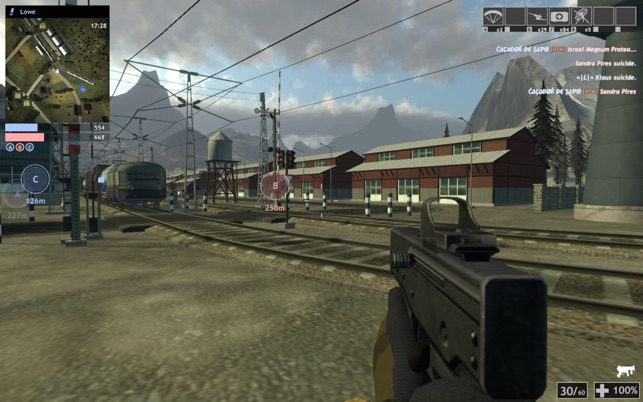 Red Crucible: Reloaded on the Mac App Store