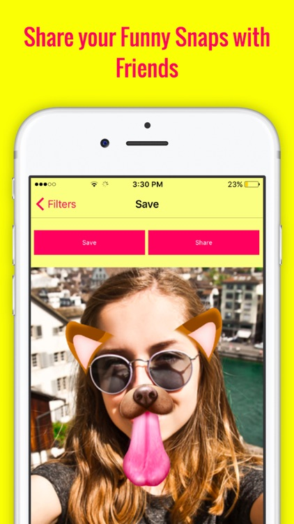 Fun FaceApp Photo Filters Swap screenshot-4