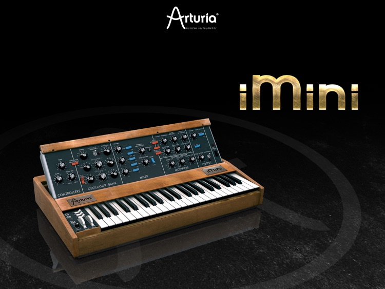 iMini Synthesizer screenshot-4