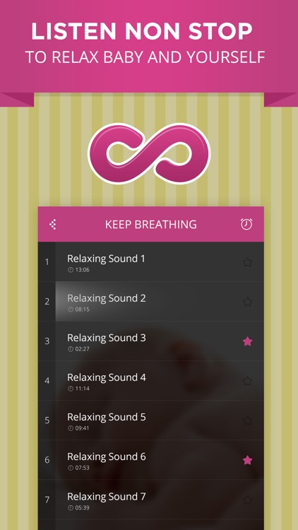 Pregnancy Music & Baby lullaby screenshot-3