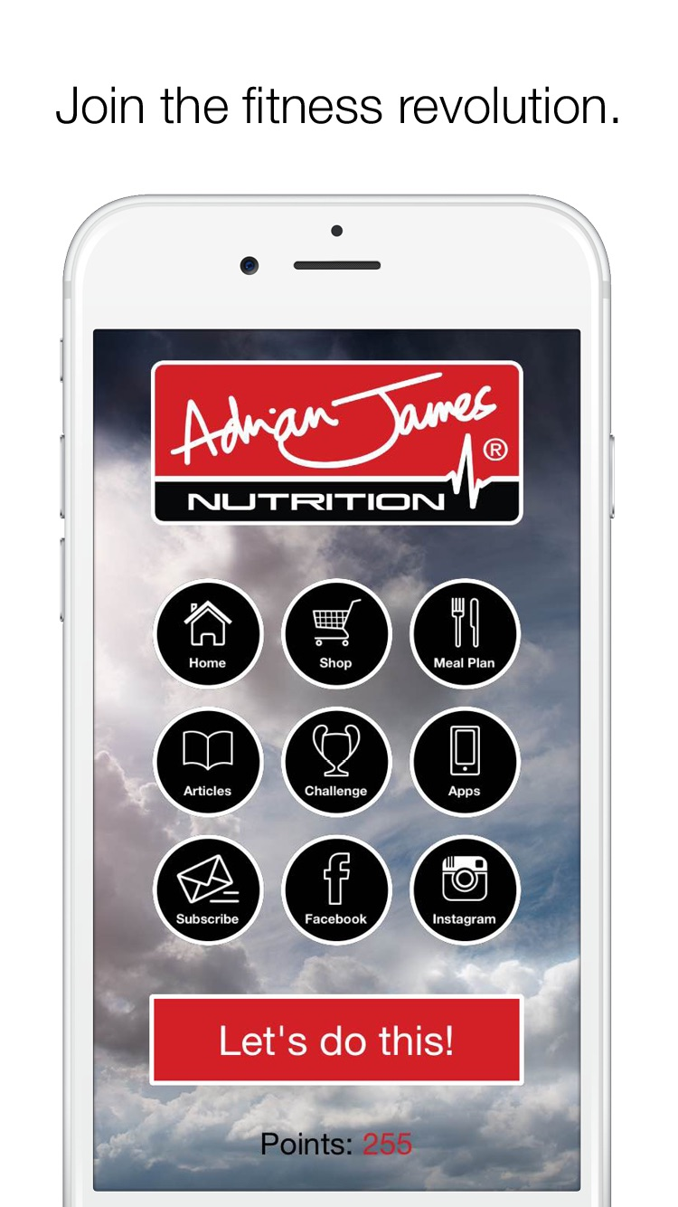 Adrian James High Intensity Interval Training screenshot-1