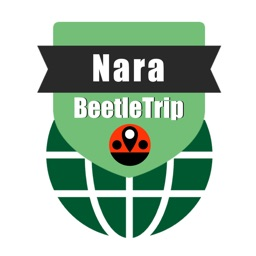 Nara travel guide and offline city map, Beetletrip Augmented Reality Train and Walks advisor