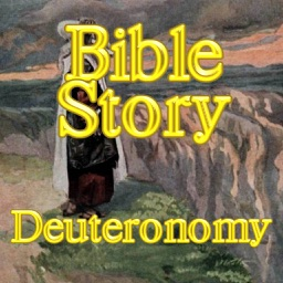 Bible Story Wordsearch Deuteronomy