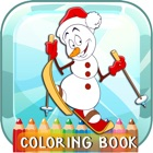 Christmas Coloring Pages For Kids And Toddlers! icon