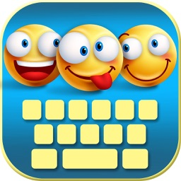 Emoji Keyboard Themes – New Emoticons for Custom Keyboards with Color Backgrounds and Fonts