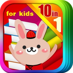 10 Books Bedtime Fairy Tale Collection iBigToy