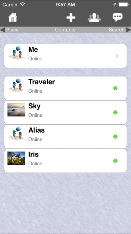 Phone Tracker:IM Map Navigator screenshot-3