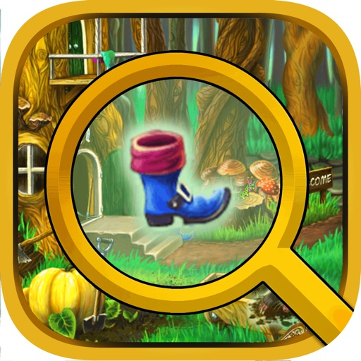 Hidden Object Forest: Mystery Solver of Criminal