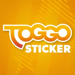 TOGGO Sticker
