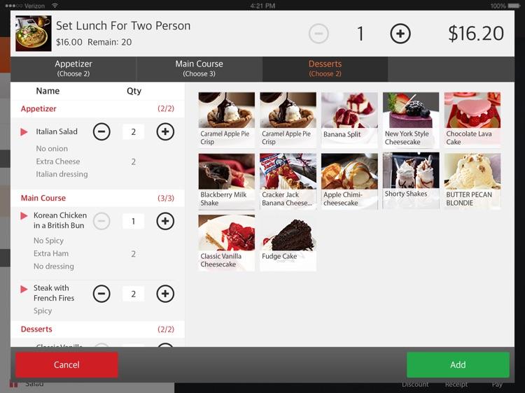 Eats365 POS screenshot-3