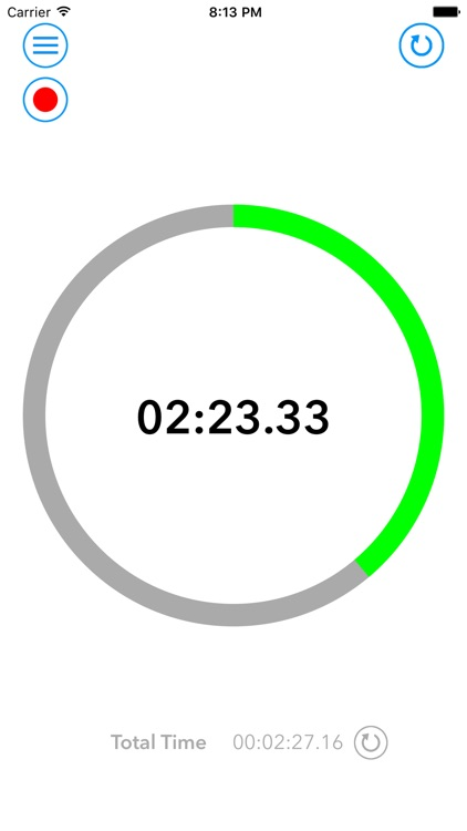HIIT Timer - Free High Intensity Interval Training Stopwatch