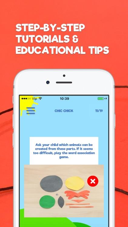 TutoTod — Easy Crafts for Kids screenshot-4