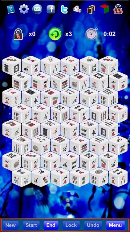 Mahjong 3D Solitaire Z screenshot-0