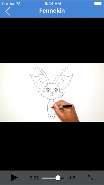 How to Draw Cartoons Step by Step Videos screenshot-3