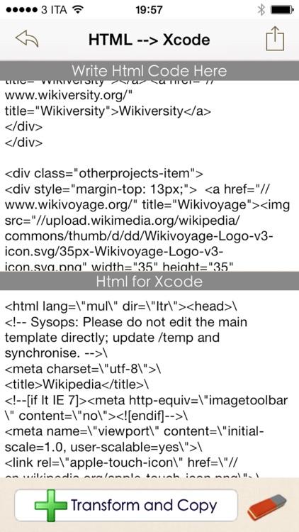 The X Helper for iPhone developers screenshot-4
