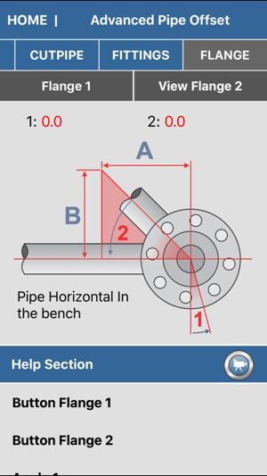 Pipe Fitter Calculator