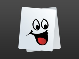 Paper Smiley Stickers for iMessage is a fun stickers pack