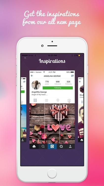 IG Repost & Grid Post for Instagram screenshot-4